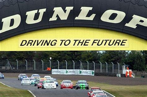 House Planning Online iconic dunlop bridge which stood at donington park