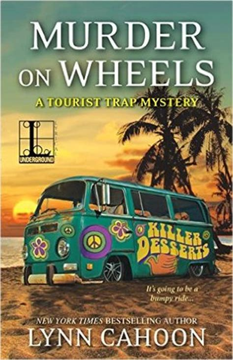 murder on shores a mystery mystery series books murder on wheels a tourist trap mystery book 6