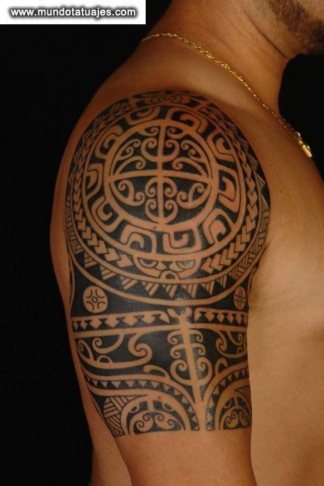 tattoo 3d brazo tatuaje maori en hombro y brazo mas tatuajes en http