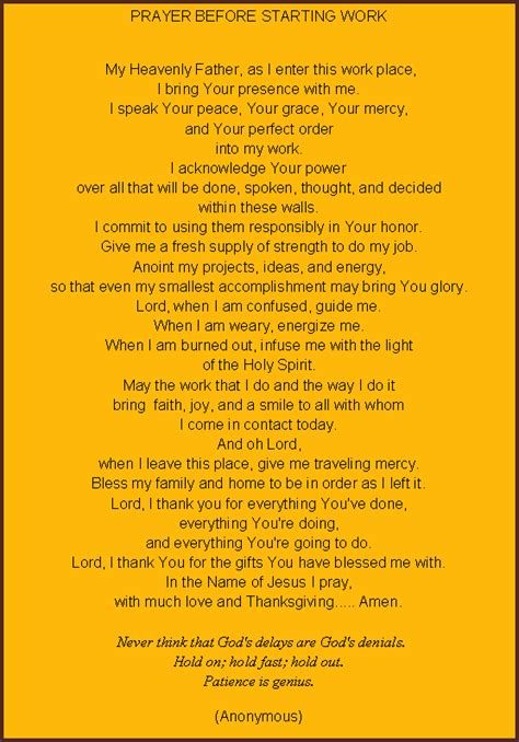 prayer before prayer before work image search results