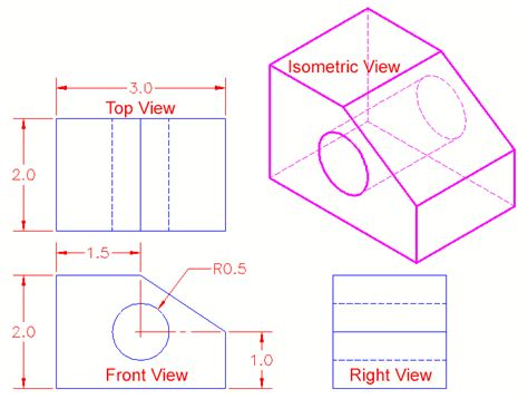 Tutorial Autocad Isometric Drawing | making blueprints for your crafts if this gets enough