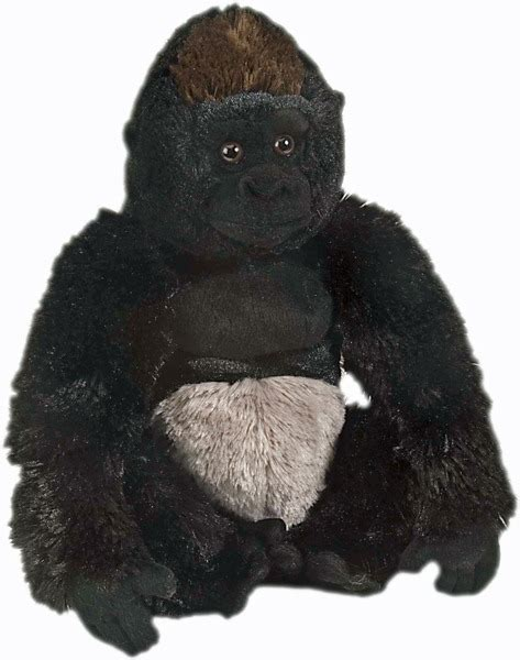 silverback gorilla soft plush toy 12 quot 30cm stuffed animal