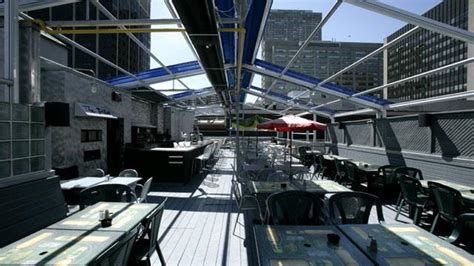 top bars toronto the pilot rooftop bar in toronto therooftopguide com