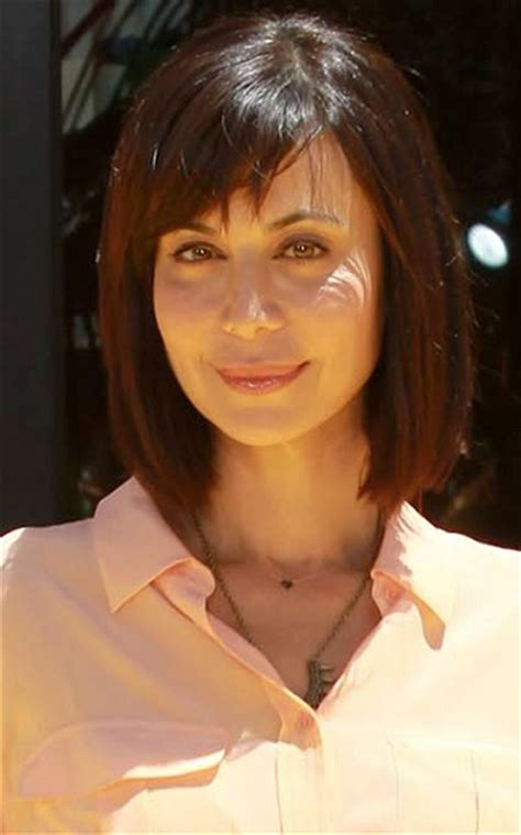catherine bell short formal hair super sophisticated long bobs sophisticated allure