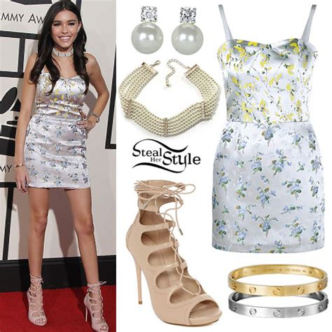madison beer outfits madison beer 2016 grammys outfit steal her style
