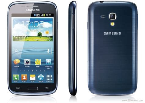 Samsung Galaxy I8262 samsung announces galaxy duos i8262 for the market