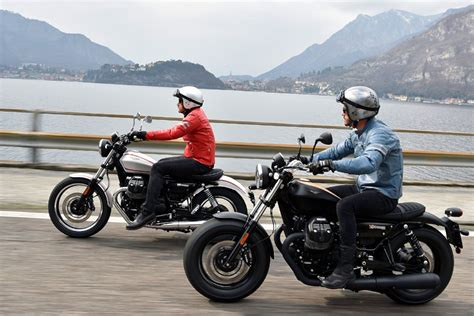 moto guzzi garage tour