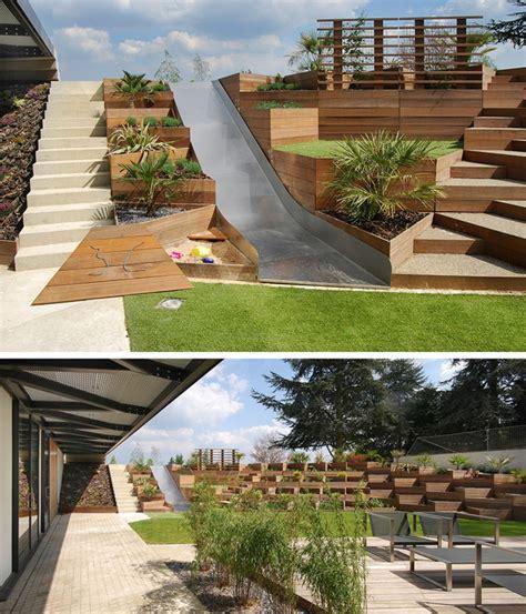 Terrasse Hang by Terrasse Am Hang Praktisch Und Modern Gestalten 10 Tolle