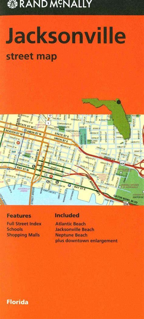 usa map jacksonville folded map jacksonville fl jet