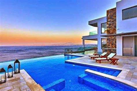 casa de la playa casa de playa en isla creta con vistas al mar egeo arquitexs