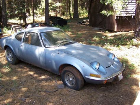 1972 opel gt 1972 opel gt coupe classic opel other 1970 for sale