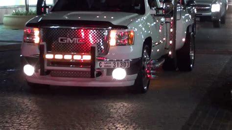 Custom Made Car Covers Dubai Extrem Custom Gmc Truck Dubai Marina