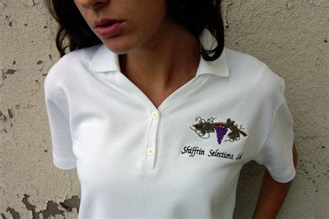 custom embroidery shirts embroidered shirt options