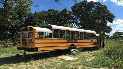 autobus casas compra un autob 250 s escolar por 2 200 y lo transforma en