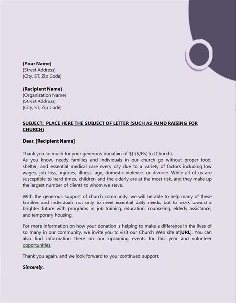 template of a business business letterhead template