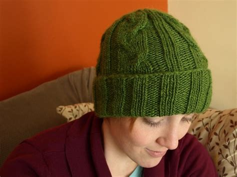 free mens cable knit hat pattern this is what i am going to knit next crafts knitting