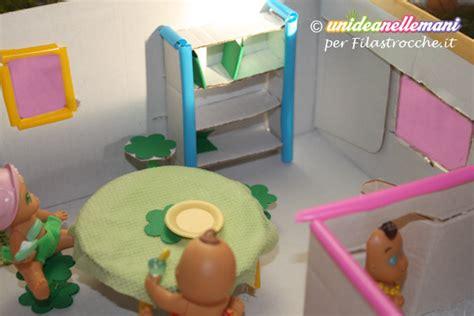 come fare mobili di cartone come fare una casa delle bambole fai da te in miniatura