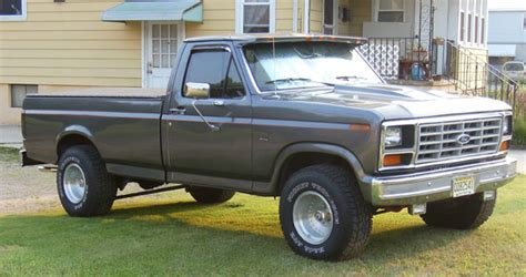 1985 Ford F 150 Lariat Pickup