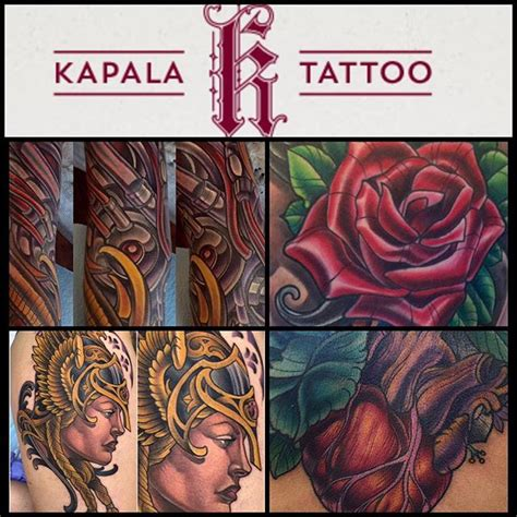 tattoo parlor winnipeg kapala tattoo remington tattoo parlor