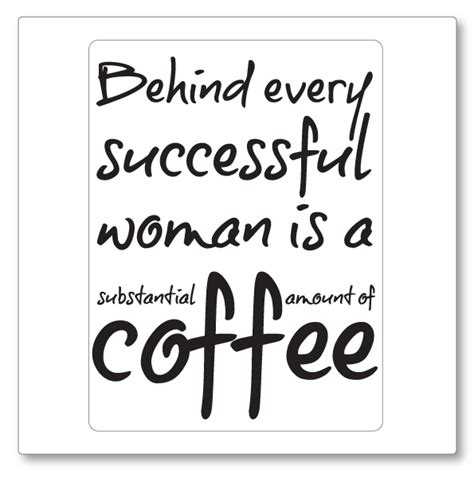 Wall Stickers Clouds coffee quotes sayings about caffeine