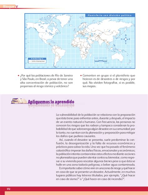 descargar el libro de geografia 4 grado 2015 2016 atlas de libro de geografia 4 grado 2015 2016 libro de la sep 6