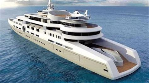 Odyssey Floor Plan by The World S 10 Most Expensive Superyachts Boats Com