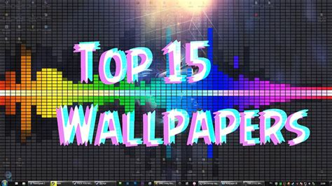 wallpaper engine links top 15 wallpapers for wallpaper engine links youtube