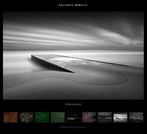 best jquery gallery the top 12 best jquery image galleries devlounge
