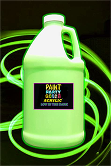 glow in the paint by the gallon 189 gallon acrylic luminous glow in the paint jena