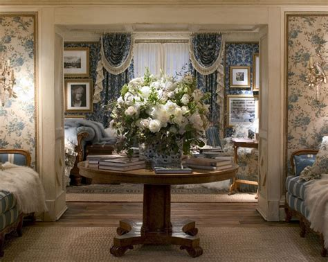 ralph lauren home interiors hydrangea hill cottage peter banks