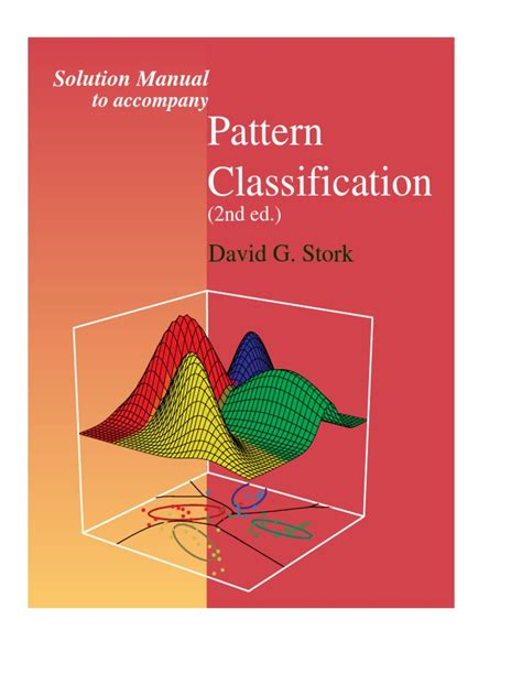 pattern classification duda hart solutions duda hart stork pattern classification solution manual