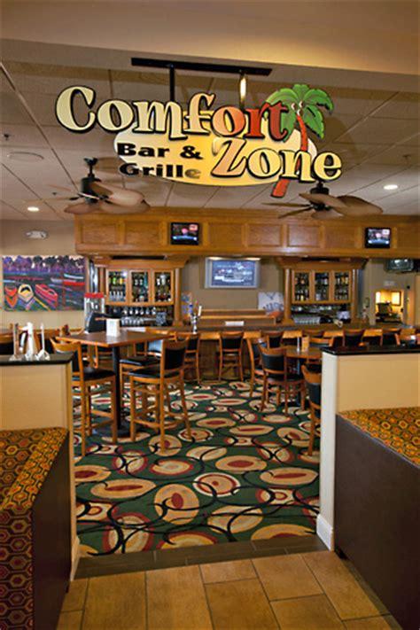 comfort zone restaurant clarion inn lake buena vista fl orlando hotels