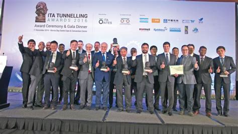 A Place Ita Les Ita Tunneling Awards Prennent Place 224 Construction Cayola