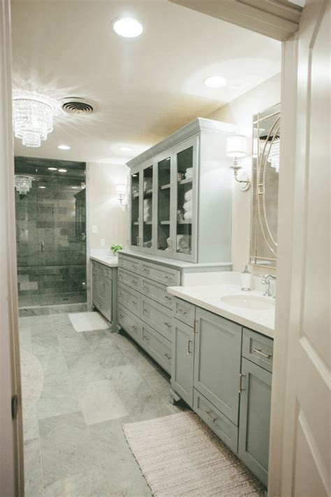 asian ranch french bathroom fixer upper home