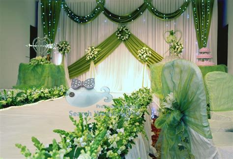 Wedding Background Apple Green by 2017 White And Apple Green Color New Design Drape Wedding
