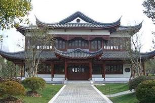 maison typique chinoise