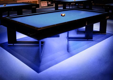 Led Pool Lights The Billiards Guy