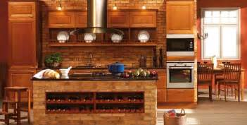 Kitchen Brick Backsplash by Modern Day Kitchen Backsplashes 15 Gorgeous Kitchen