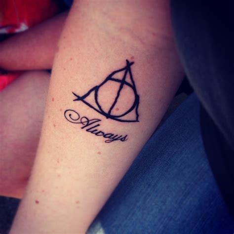 tattoo ideas girly quotes cute girly always quote with triangle tattoo on arm