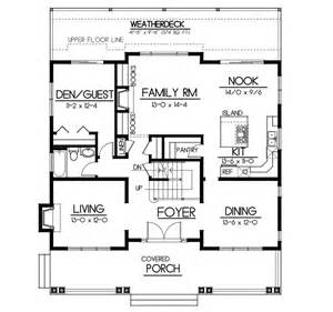 Craftsman Floor Plan by Carters Hill Craftsman Home Plan 015d 0208 House Plans