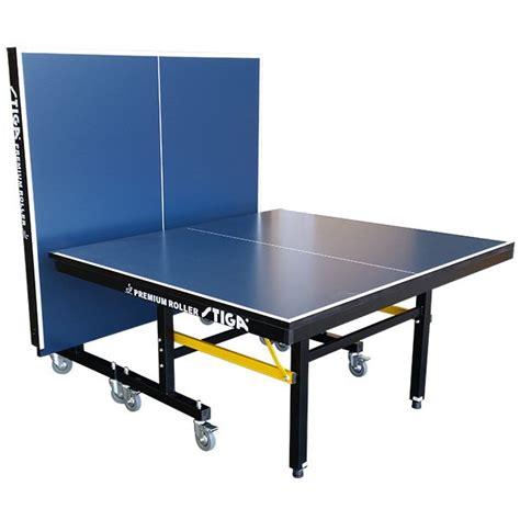 stiga privat roller ping pong table price stiga premium roller ittf indoor table tennis tablestiga