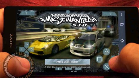 download game psp untuk android format cso android game need for speed most wanted high compress