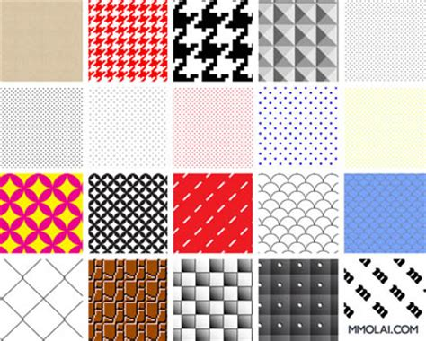 Pattern Photoshop Illustrator | 20 free adobe illustrator patterns sets designmodo
