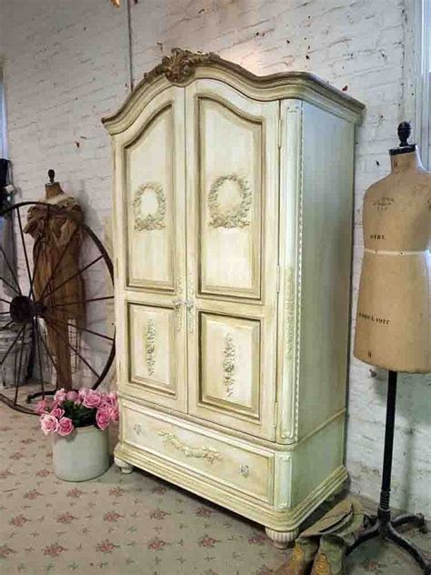old world french decor models painted cottage chic