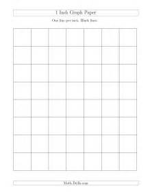 Online Drafting Tool 1 inch graph paper with black lines a
