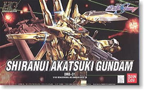1 144 Hg Owashi Akatsuki Gundam shiranui akatsuki gundam hg gundam model kits hobbysearch gundam kit etc store