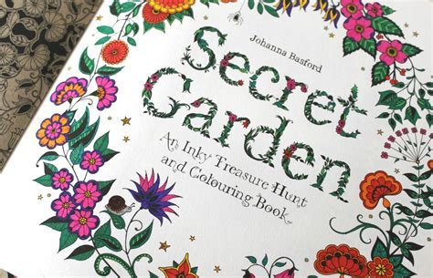 87 Coloring Book Secret Garden Gramedia Color Your