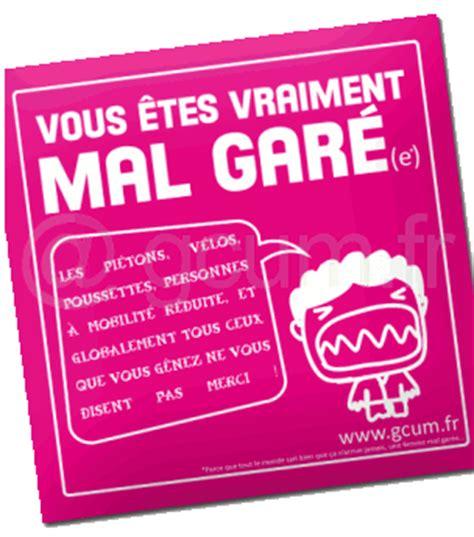 Papier Autocollant 2013 by Des Faux Pv Et Des Autocollants Pour Les Voitures Mal