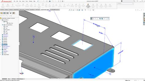 solidworks sketch pattern edit solidworks mbd how to video series part 1