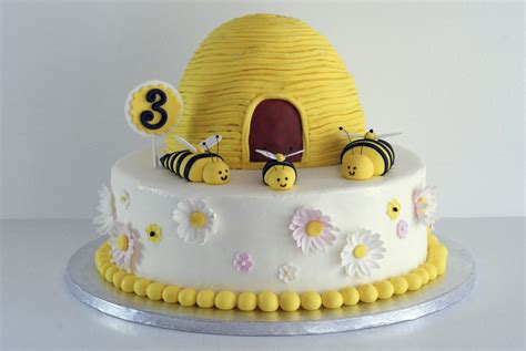 Bee Decorations For Cakes bumble bee cakes decoration ideas birthday cakes